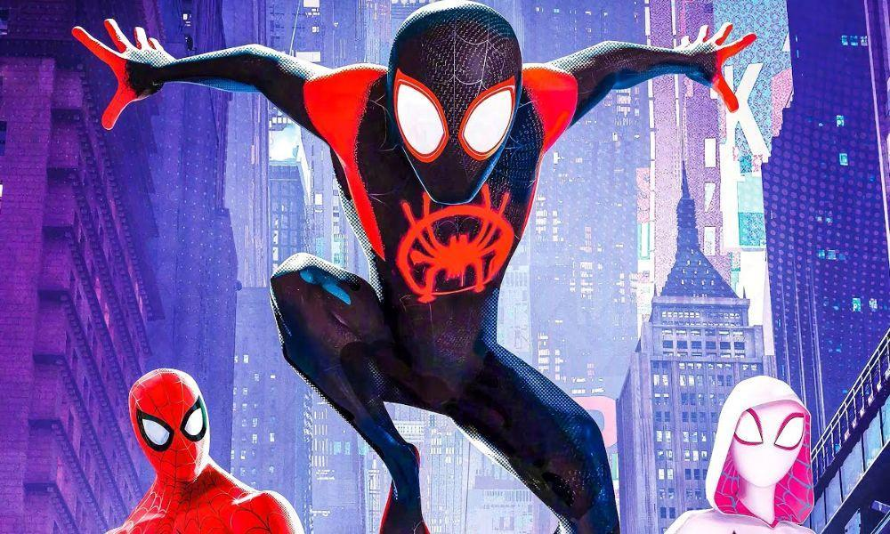 Special Offer on Spider-man Into the Spider Verse at Odeon Llanelli
