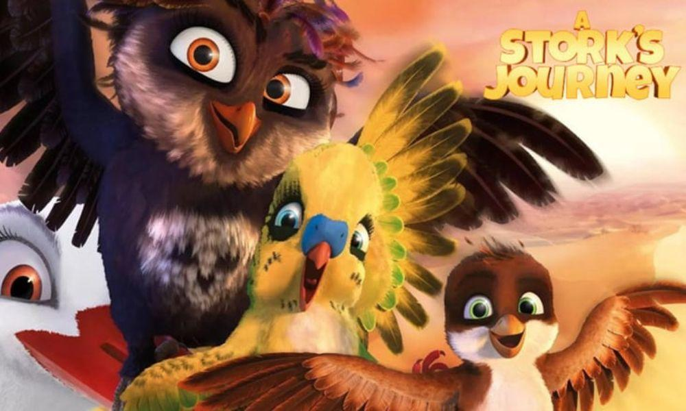 Special Offer on a Storks Journey at Vue Swansea