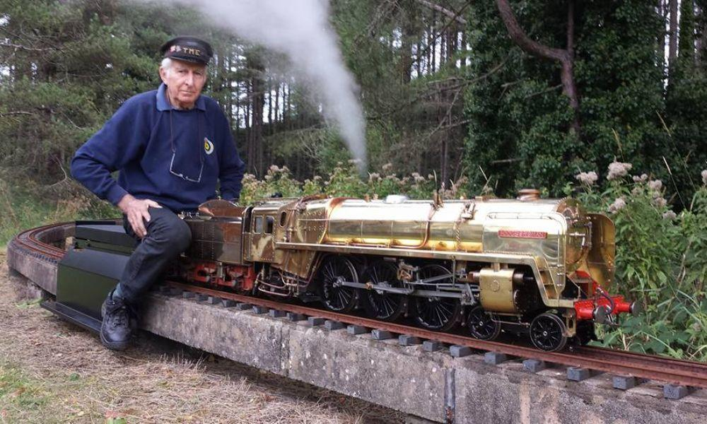 Spring Miniature Steam Rally at Pembrey