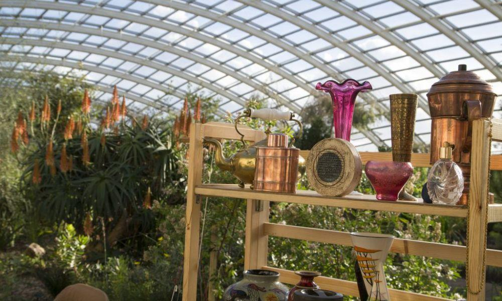 Summer Antiques Fair at National Botanic Garden of Wales