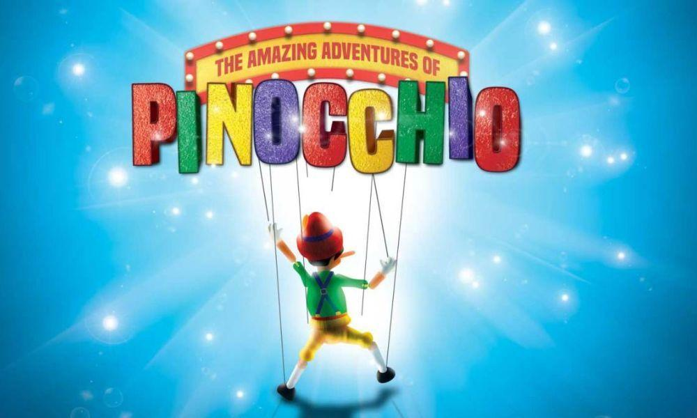 The Amazing Adventures of Pinocchio at Ffwrnes Llanelli