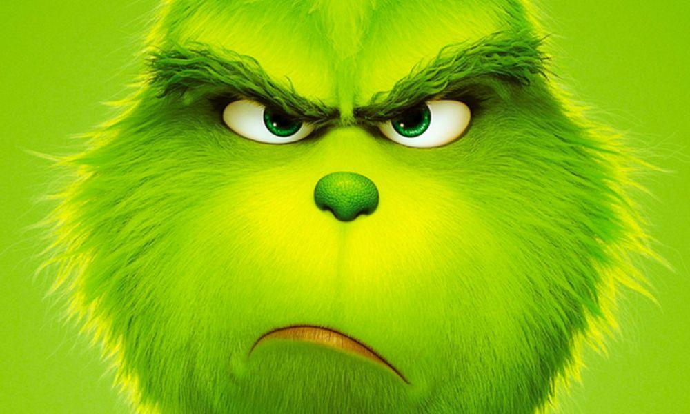 The Grinch Free Film Show at Ammanford Library