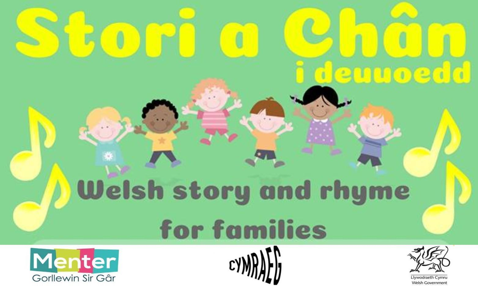 Welsh Story and Rhyme for Families in Whitland