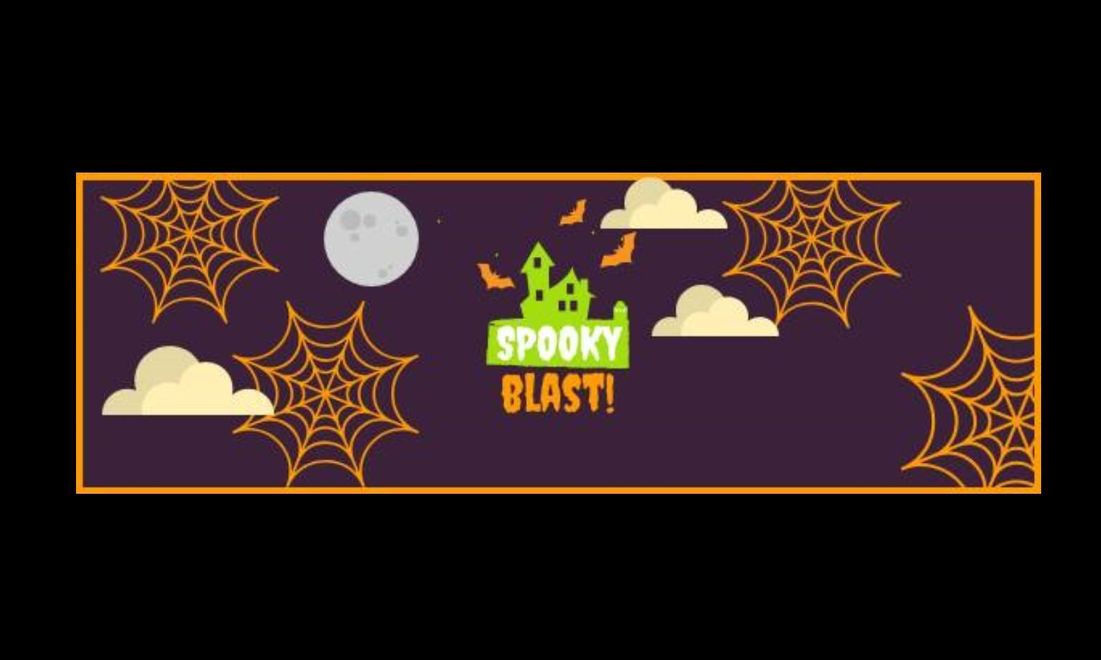 Whitland Spooky Blast Halloween Party
