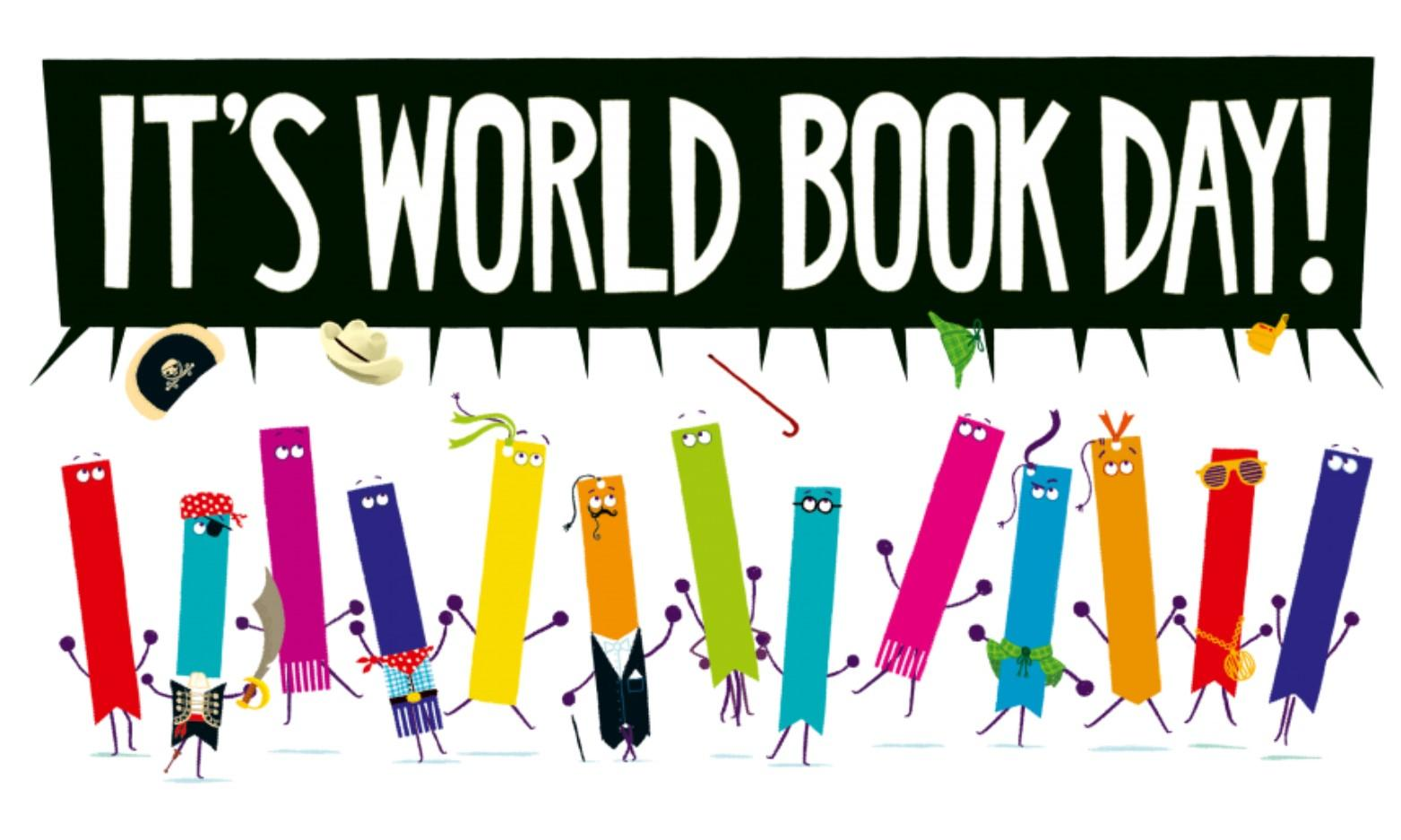 World Book Day at Pembroke Dock Library