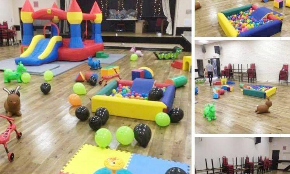 Z-A-K Soft Play Hire Open Day