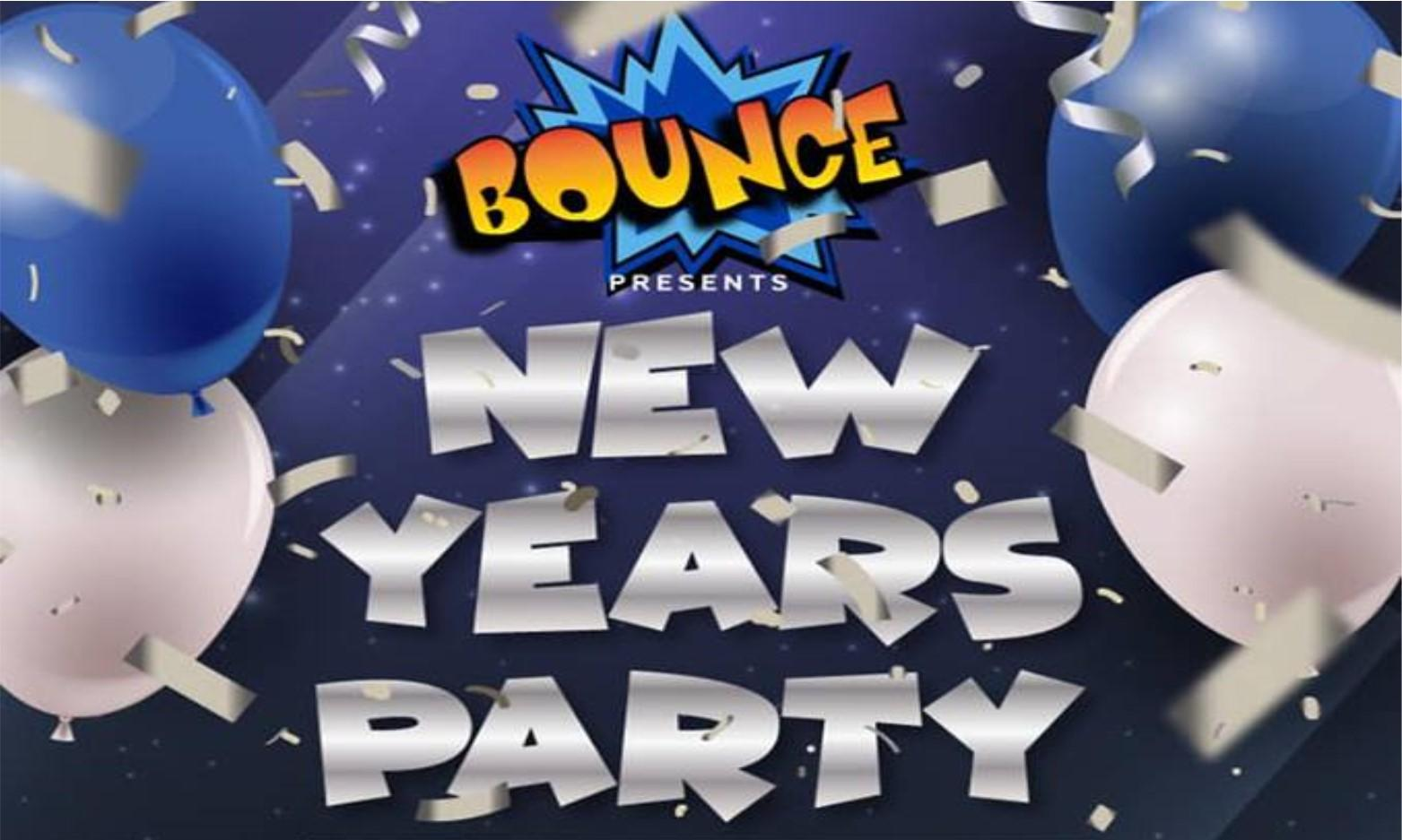 Play King Bounce News Year's Eve Party