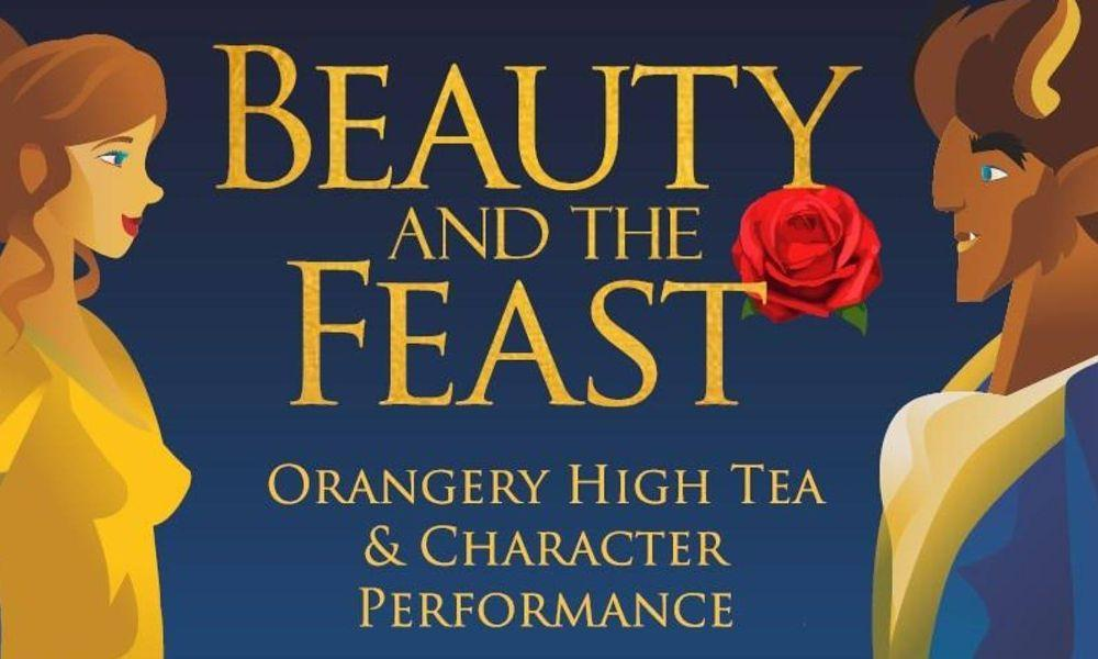 Beauty And The Feast at the Orangery