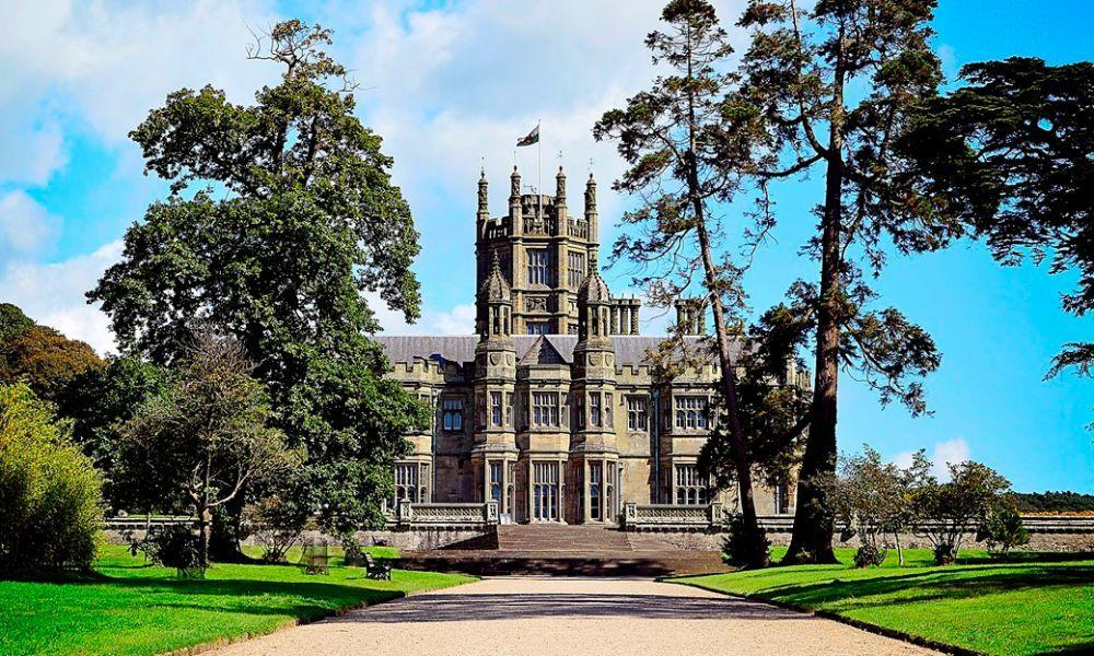 Half Term Fun at Margam Park with Jazzy Jam Jars and Castle Tours