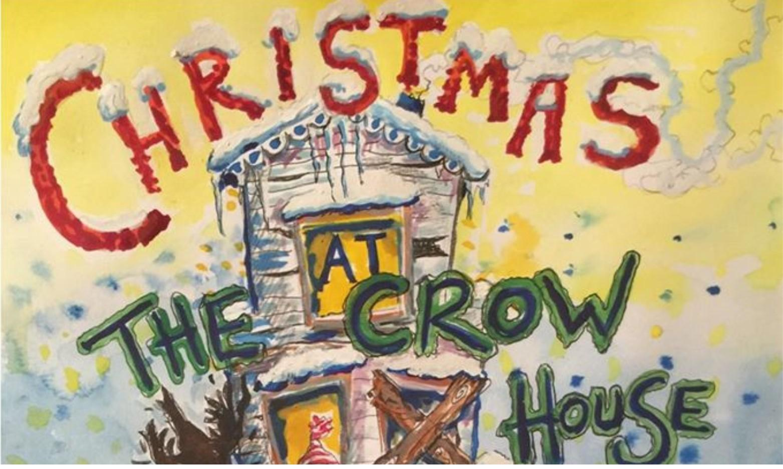 Christmas at The Crow House