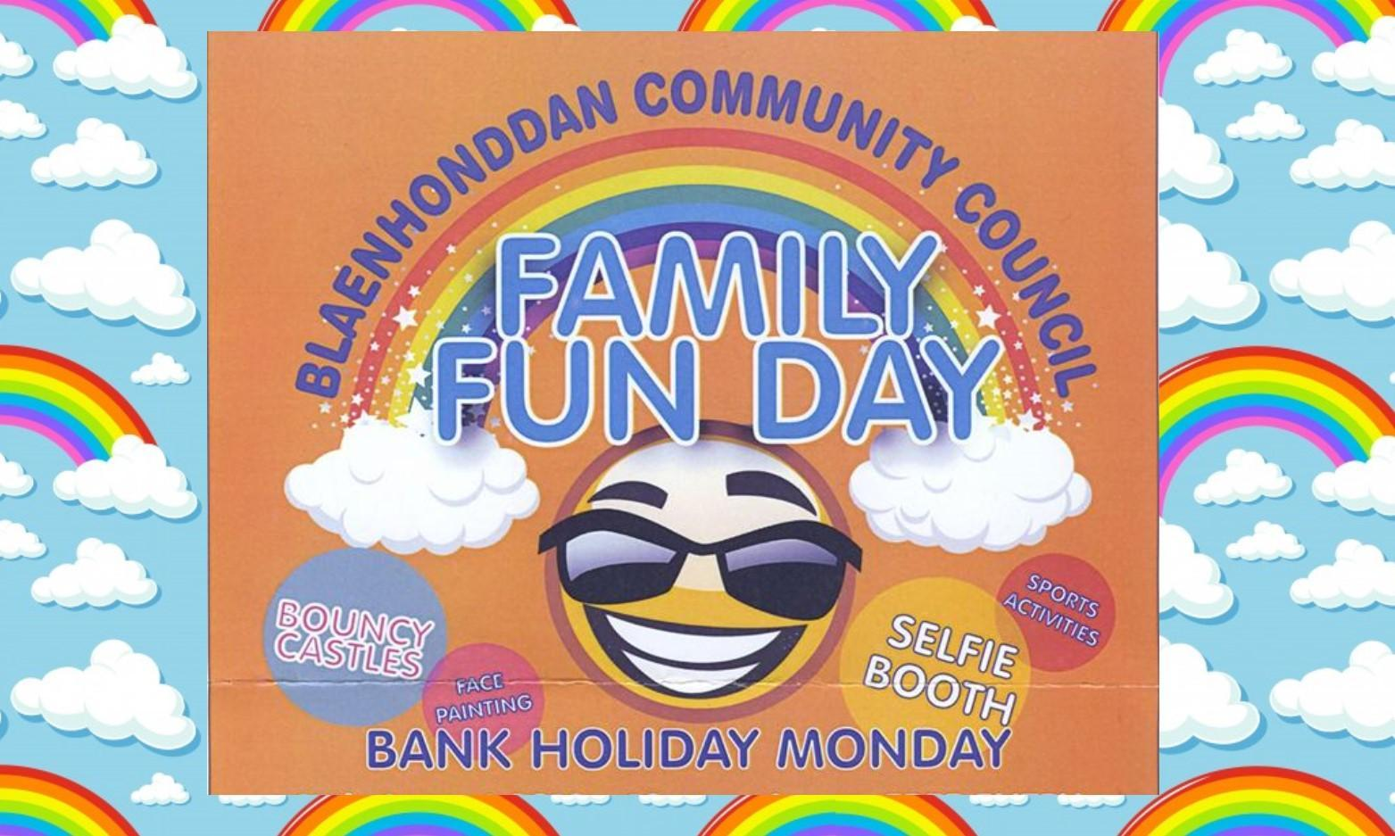Family Fun Day at Cilfrew Community Centre