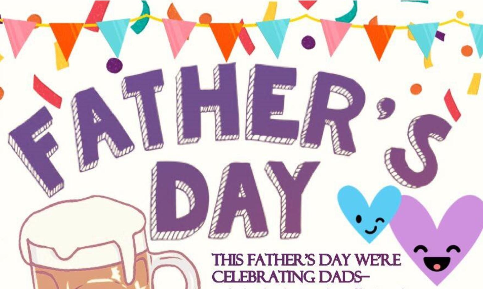 Father's Day Free Pint
