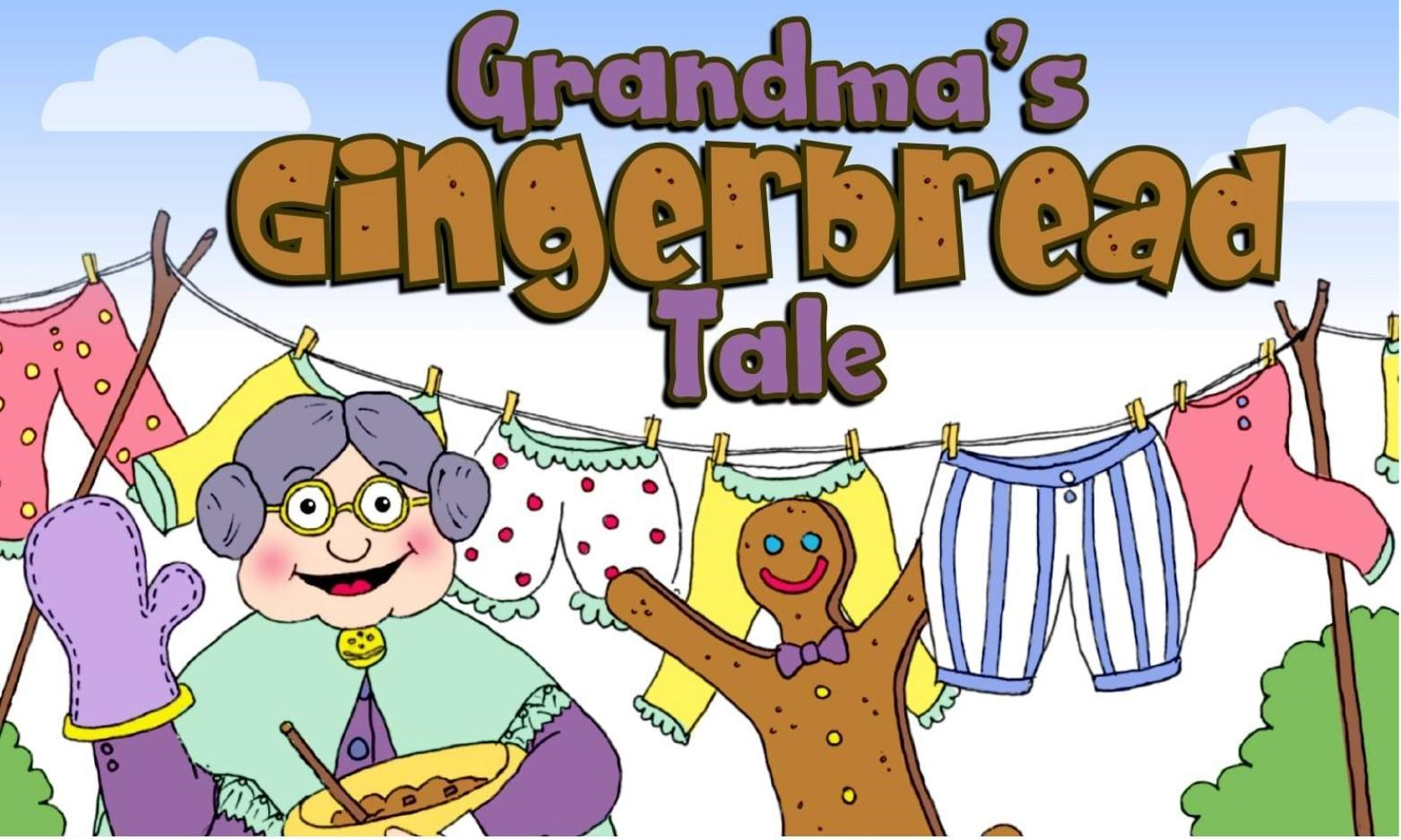 Grandma's Gingerbread Tales Show at Margam Park