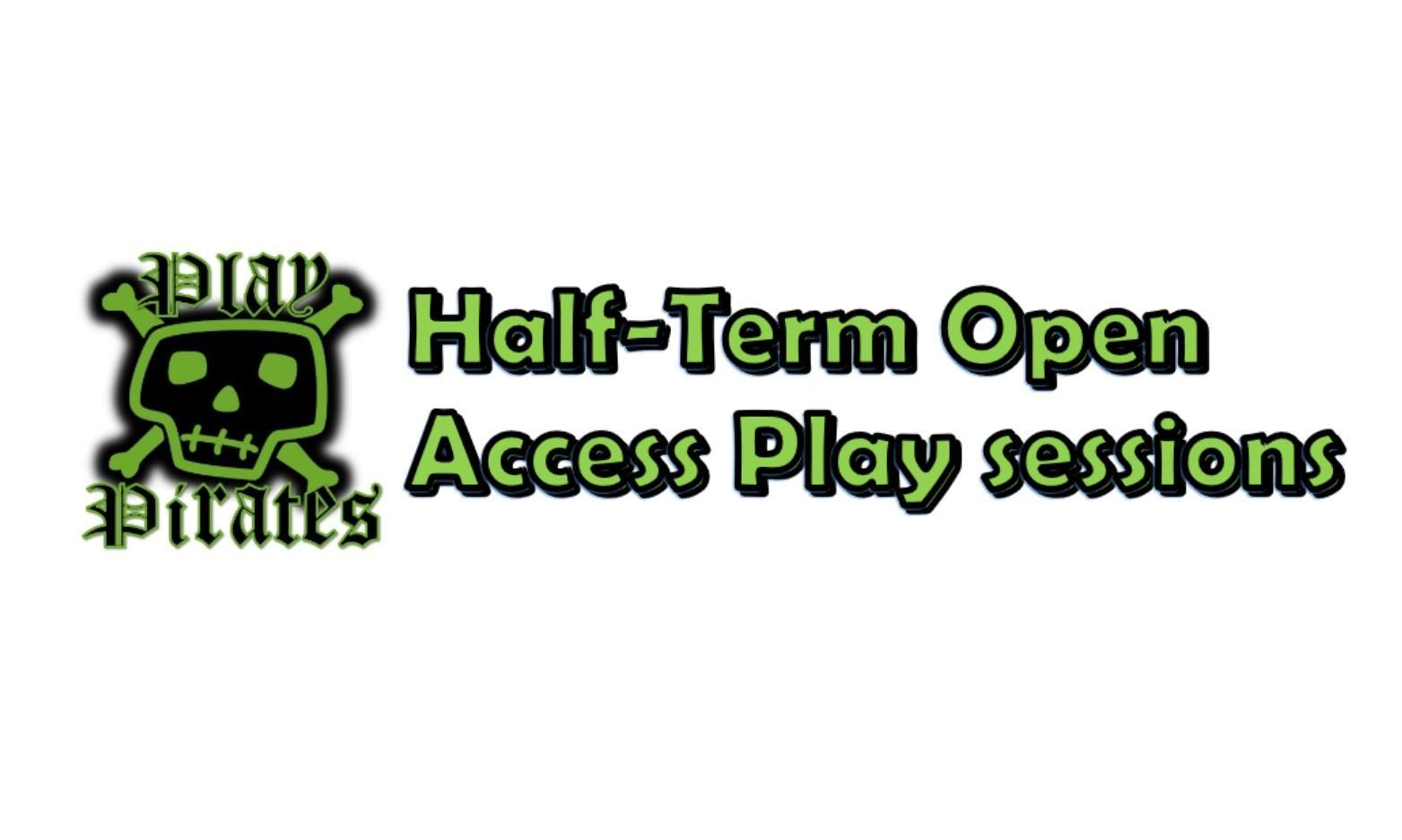 Half Term Open Access Play Session in Cimla