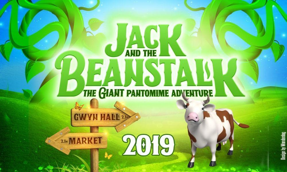 Jack and The Beanstalk at Gwyn Hall Neath