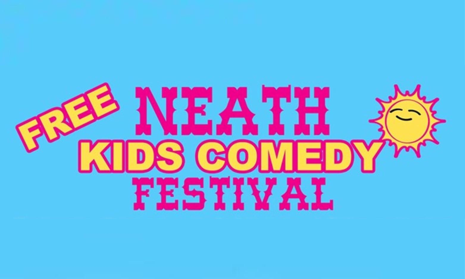 Kids Comedy at Neath Castle
