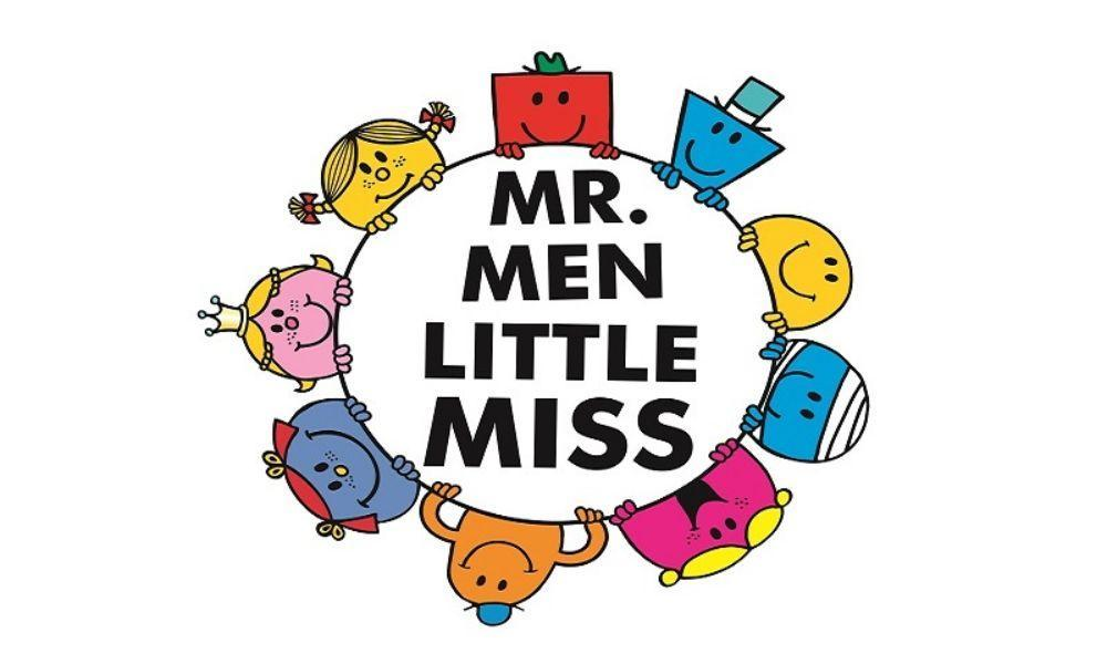 Mr. Men and Little Miss on Stage at Gwyn Hall