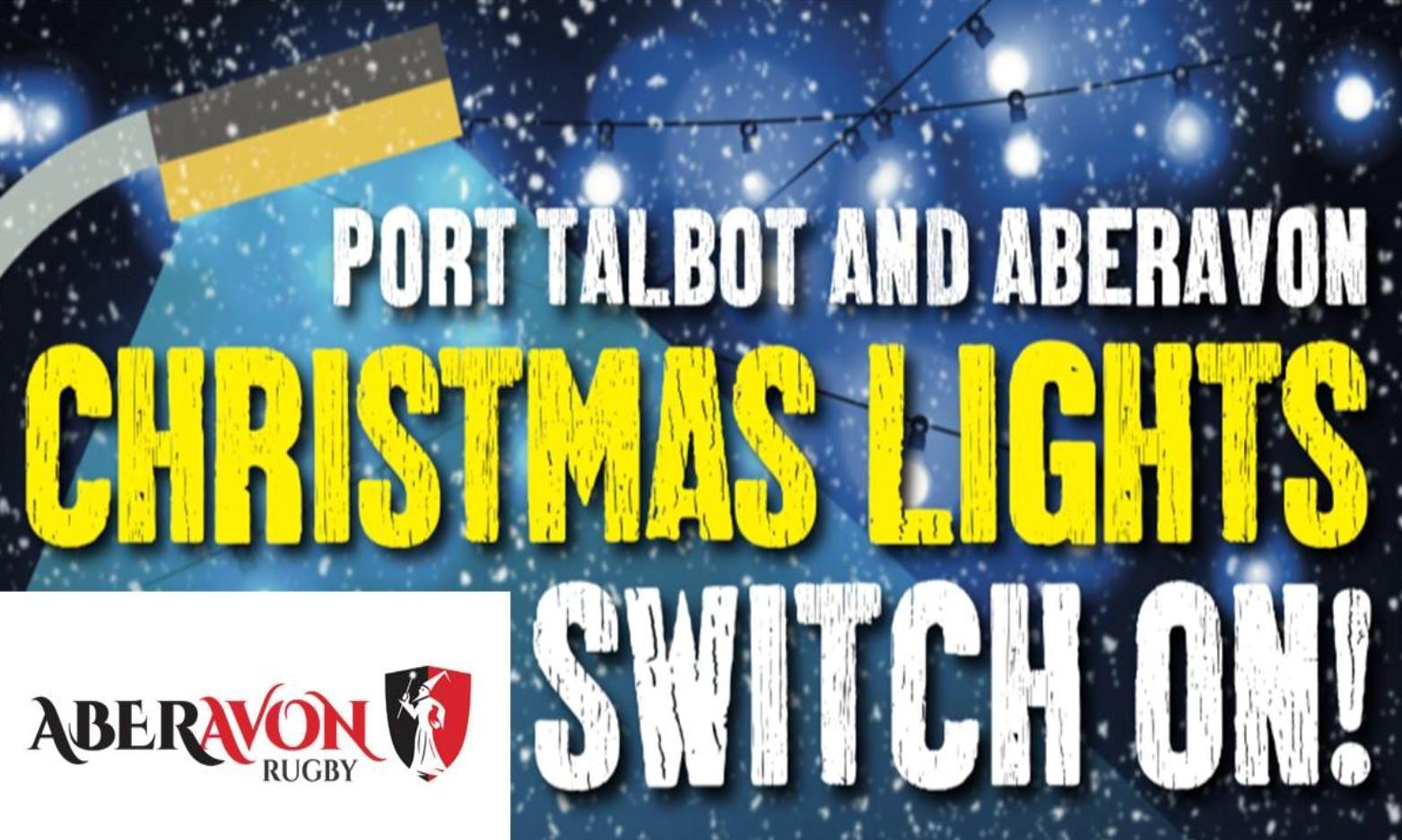 Port Talbot and Aberavon Christmas Lights Switch On