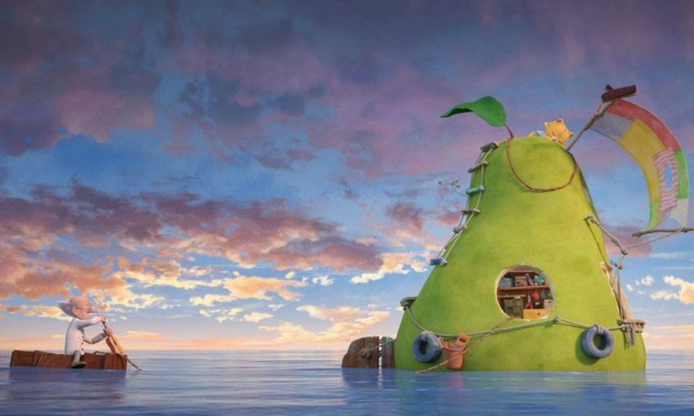 Special Offer on Family Tickets to Incredible Story of the Giant Pear at Cinema and Co