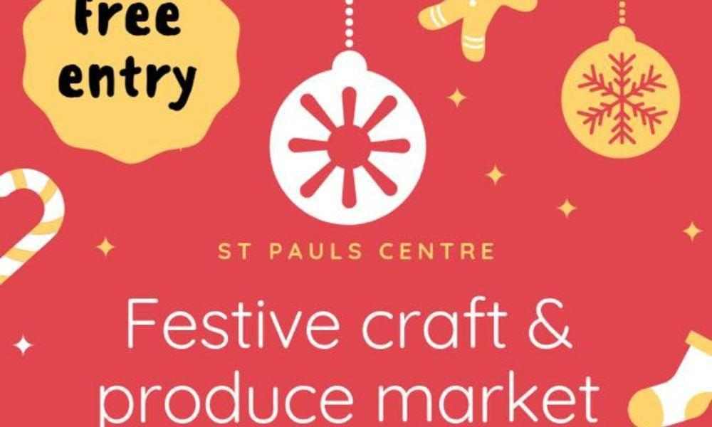 St Pauls Centre Festive Craft and Produce Market