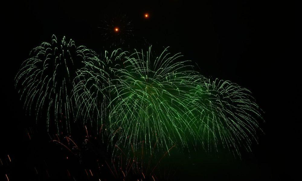Tonna RFC Fireworks Display 2018