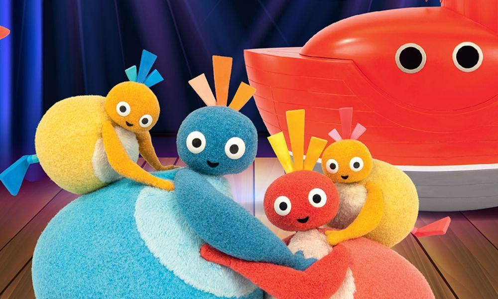 Twirlywoos Live at Gwyn Hall