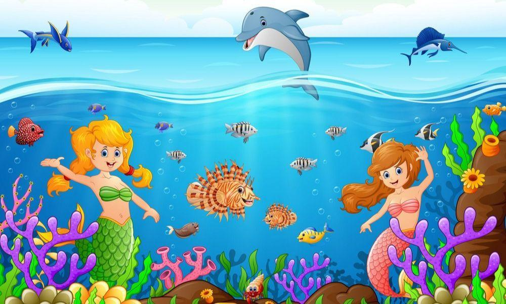 Under the Sea Family Fun Day at Gnoll Park