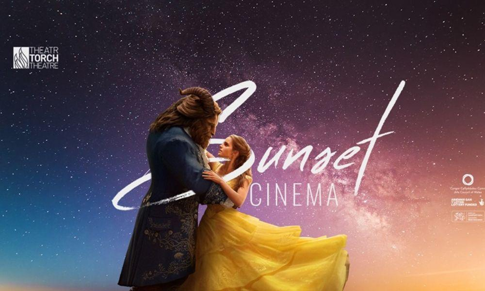 Beauty and the Beast Outdoor Cinema Experience at Bishop's Palace St Davids