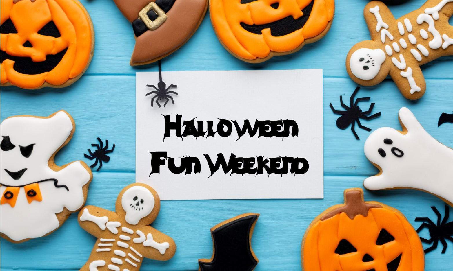 Clerkenhill Farm Halloween Fun Weekend
