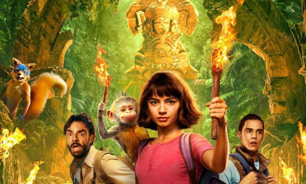 Dora and the Lost City of Gold at Torch Theatre in Milford Haven
