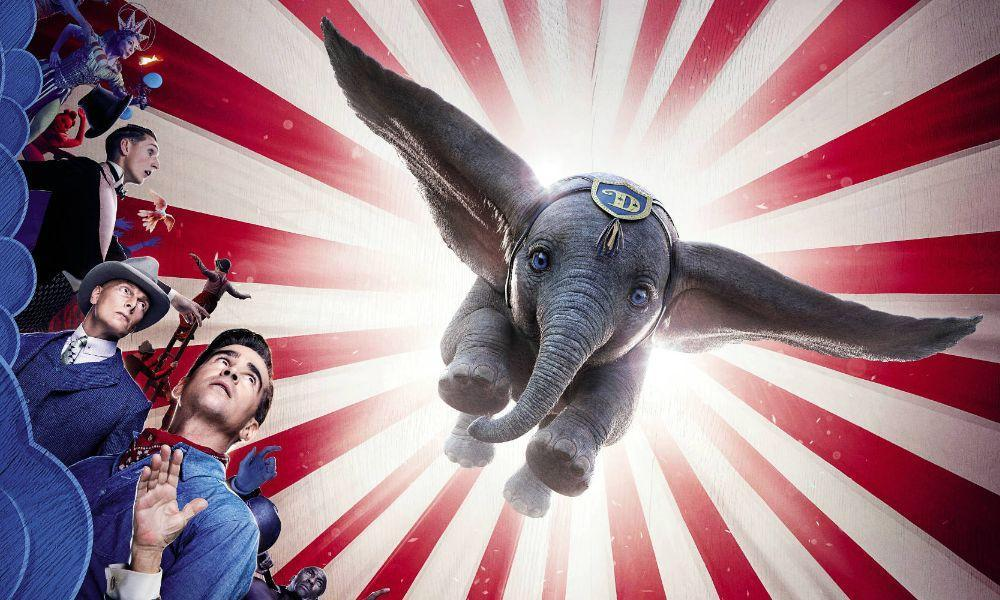 Dumbo flies into Milford Haven this Easter Half Term