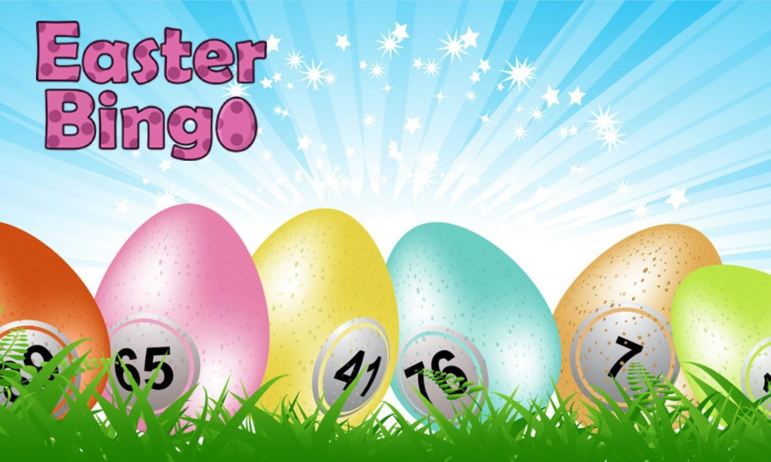 Easter Charity Bingo in Haverfordwest