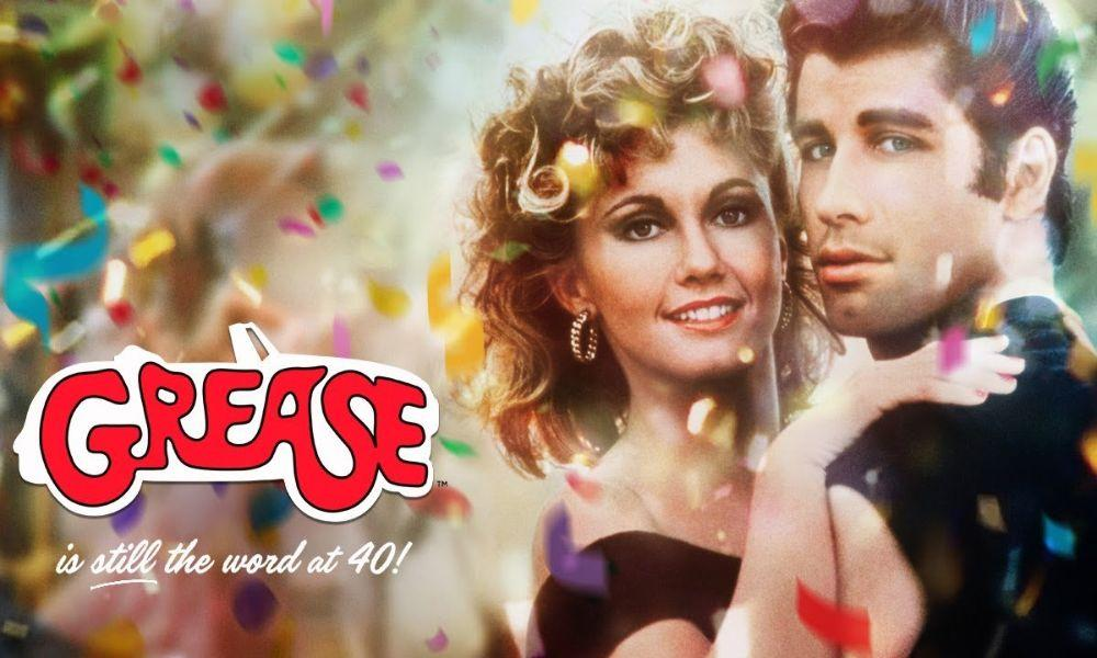 Grease Outdoor Cinema in Llanelli