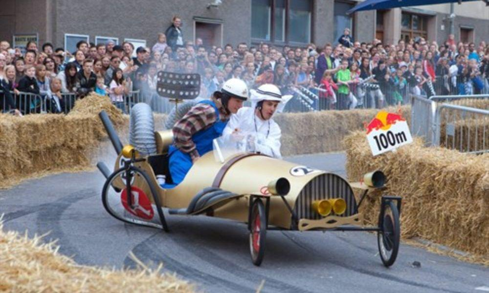 Haverfordwest Soap Box Derby 2018