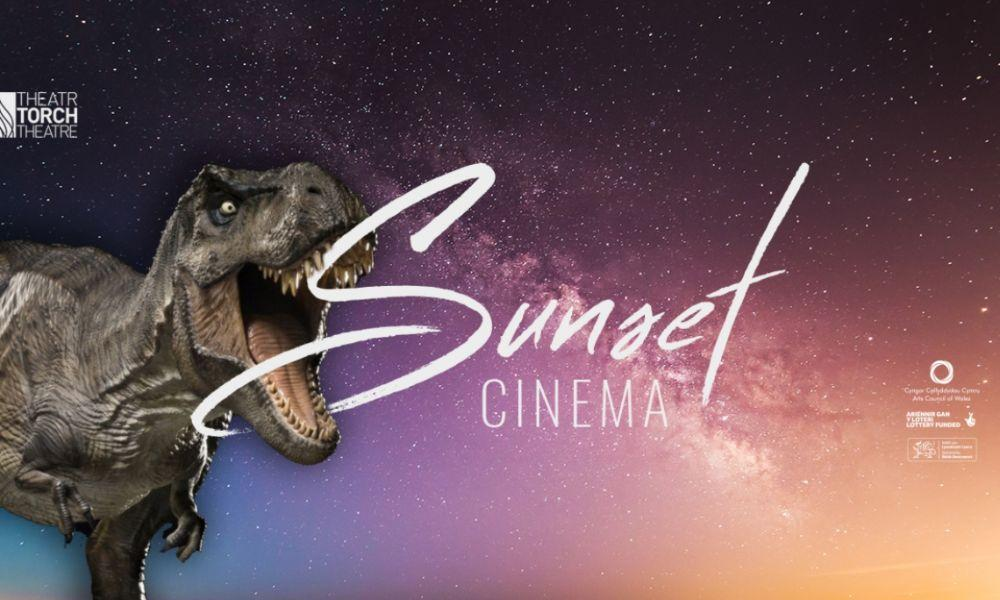 Jurassic Outdoor Cinema Experience at Pembroke Castle