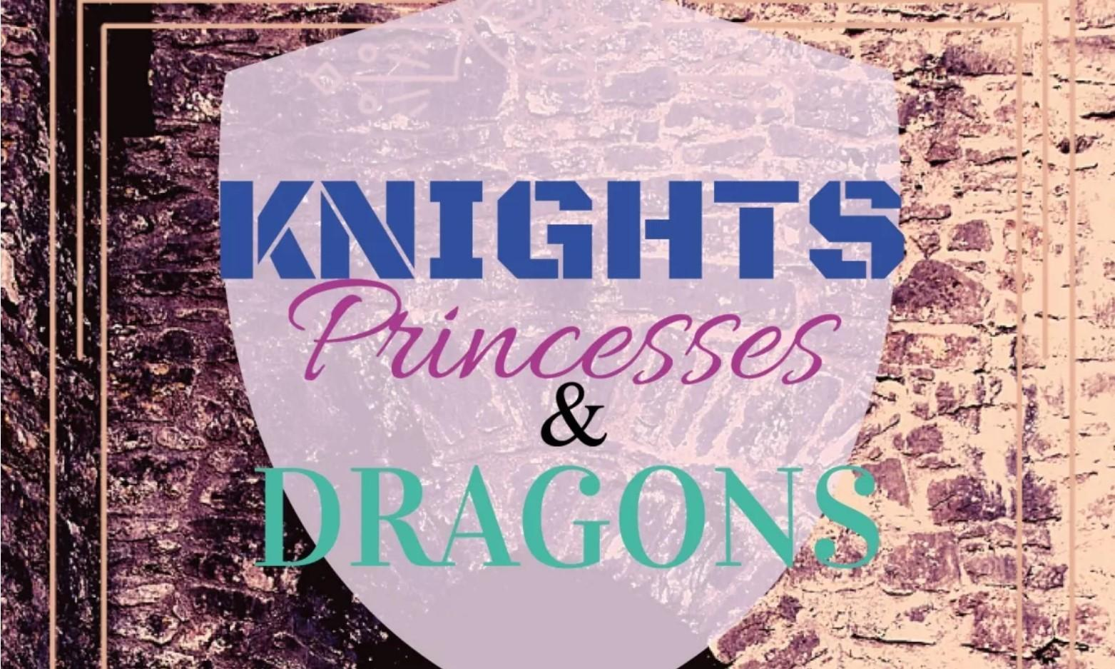 Knights, Princesses and Dragons at Pembroke Castle