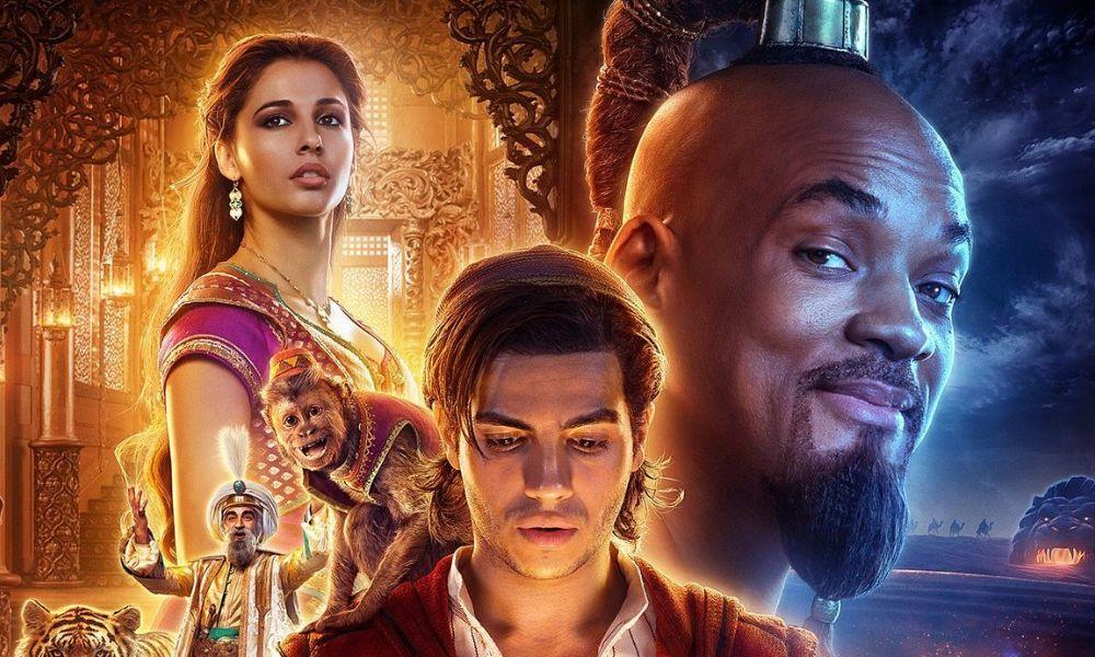Special Offer on Family Tickets Aladdin + Pizza at Cinema and Co