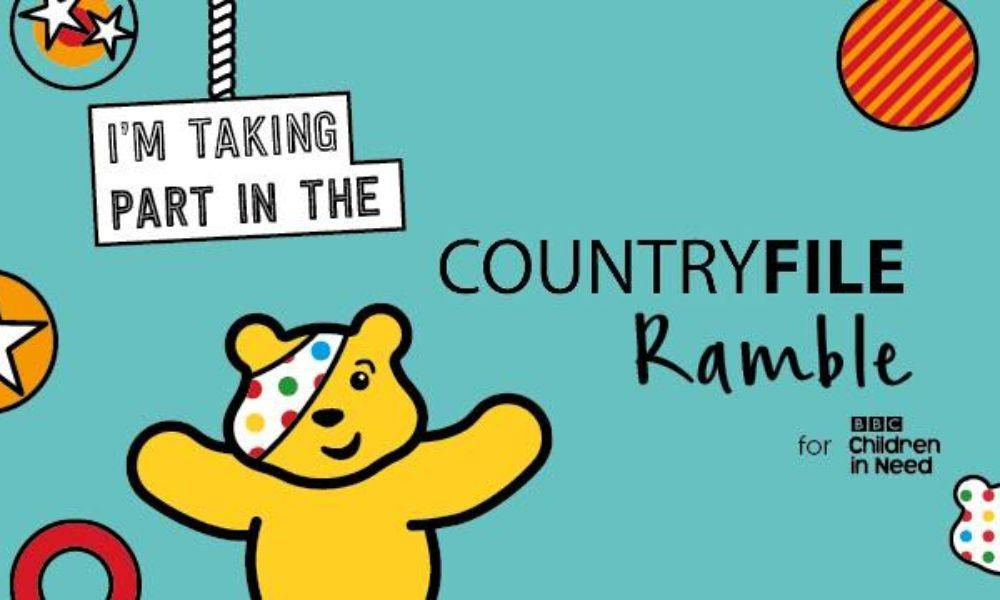 Milford Ladies Circle - Countryfile Ramble for Children in Need