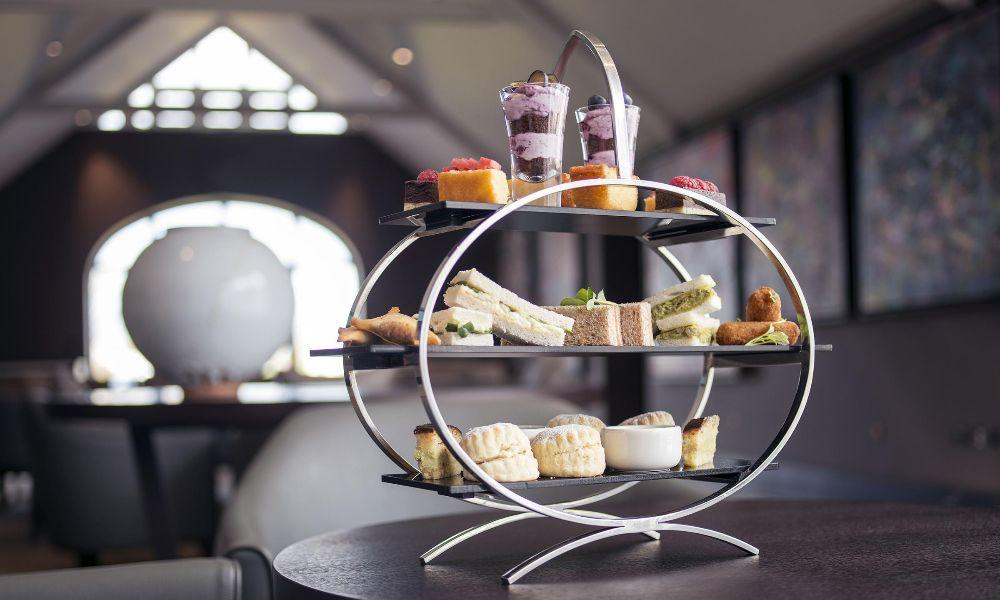 Mother's Day Afternoon Tea at Twry Felin Hotel