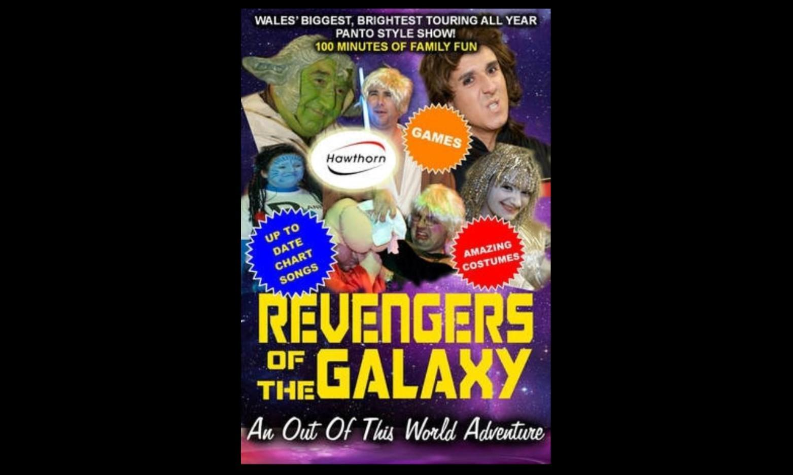 Revengers of the Galaxy Show