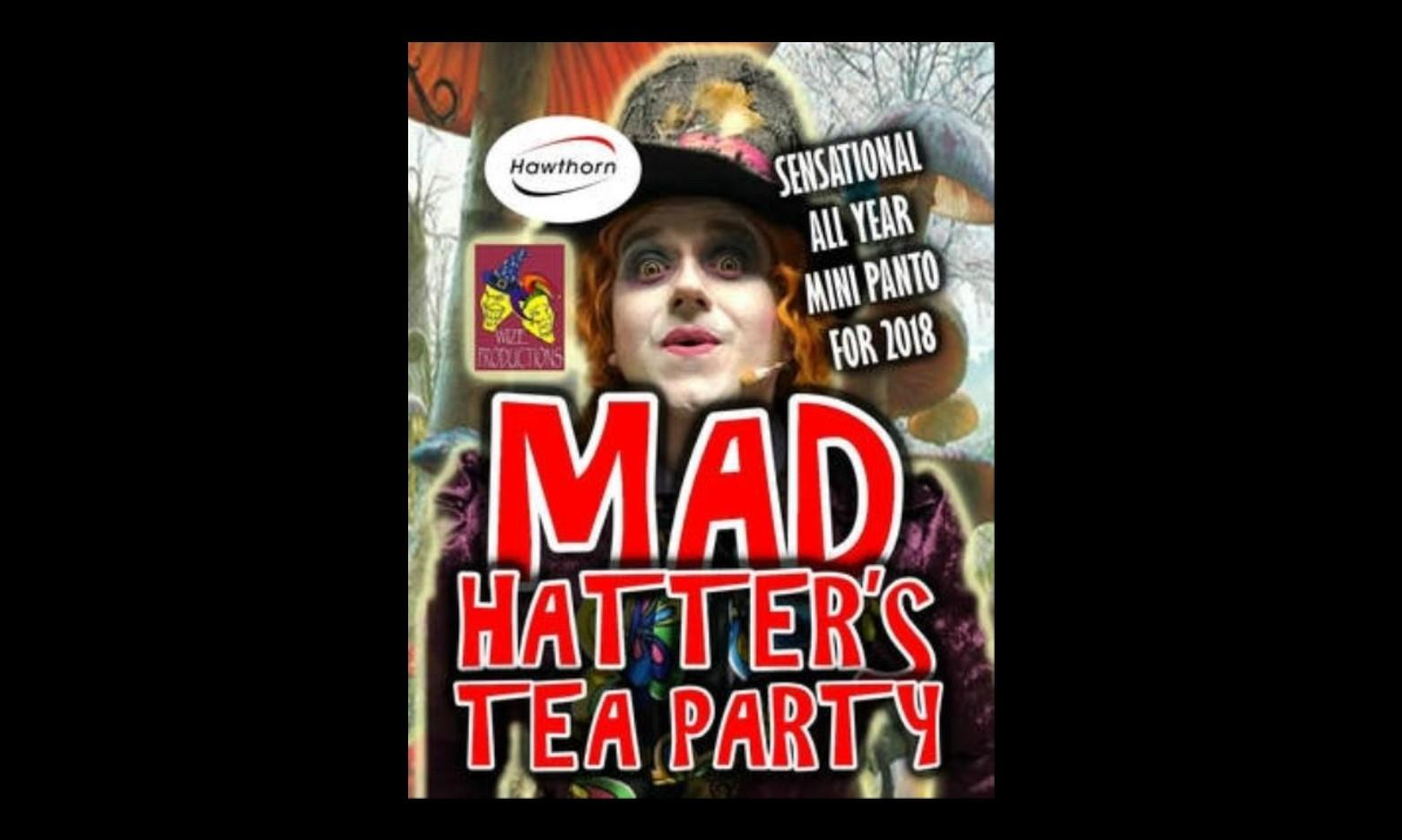 The Mad Hatter's Tea Party in Narberth