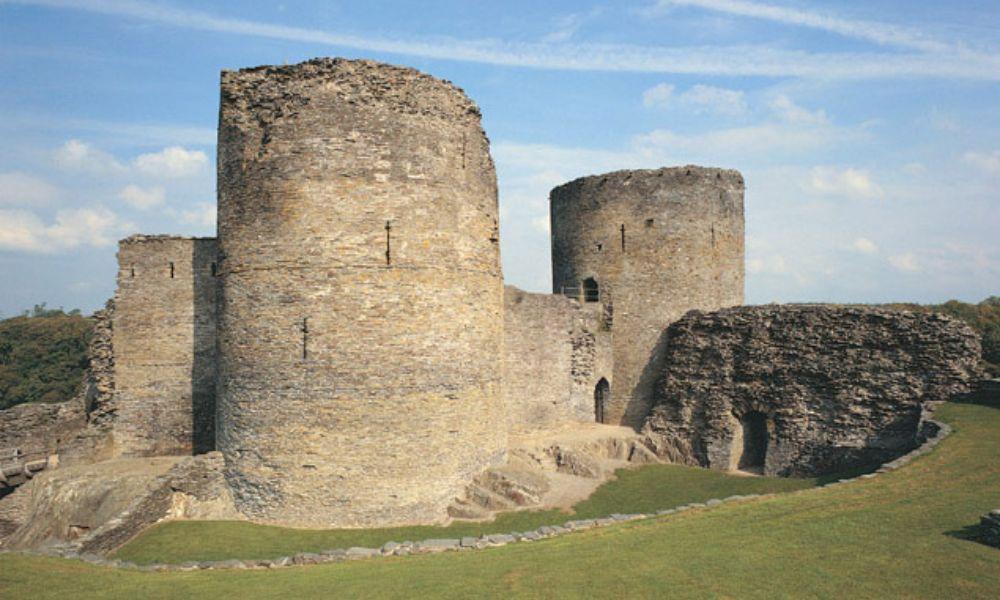Open Doors at Cilgerran Castle
