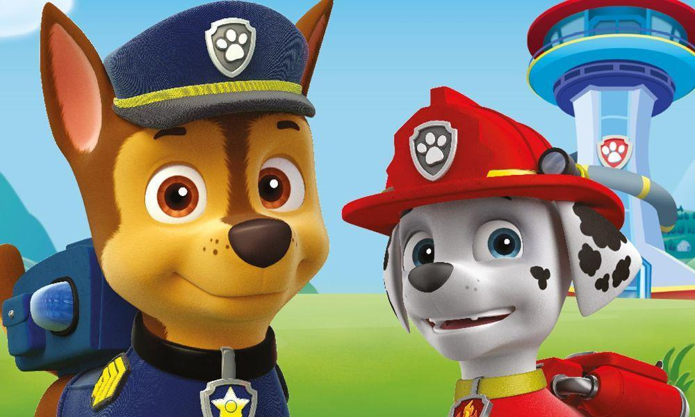 Paw Patrol at Folly Farm