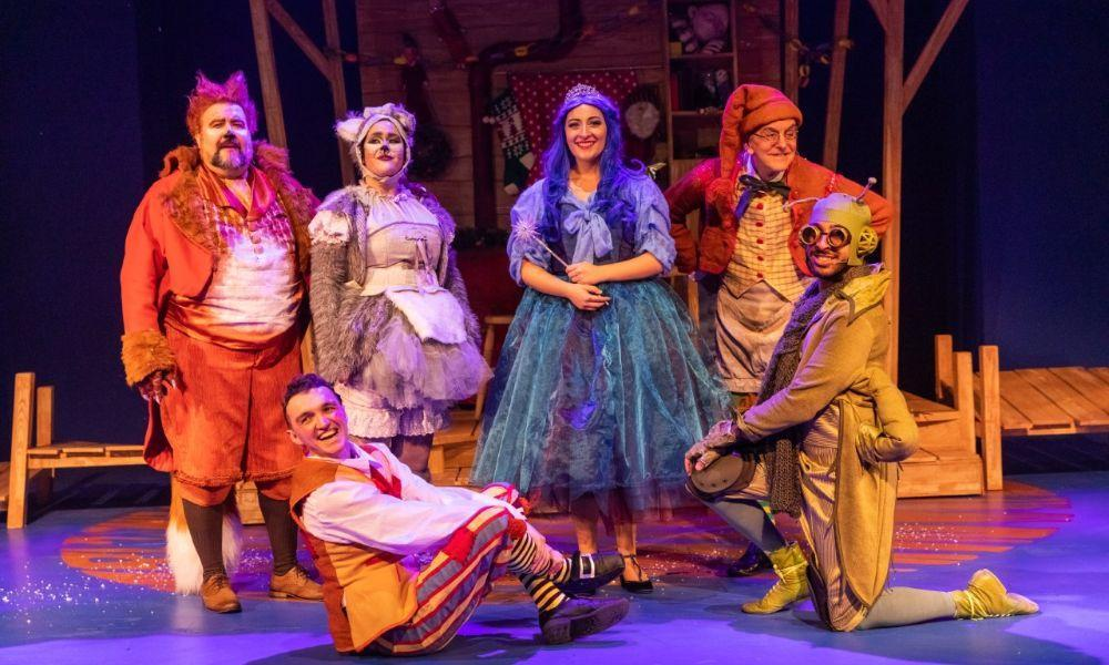 Pinocchio at Torch Theatre Milford Haven