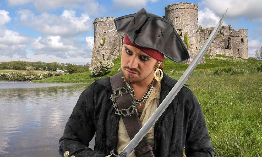 Pirates Ahoy A Swashbuckling Adventure at Carew Castle