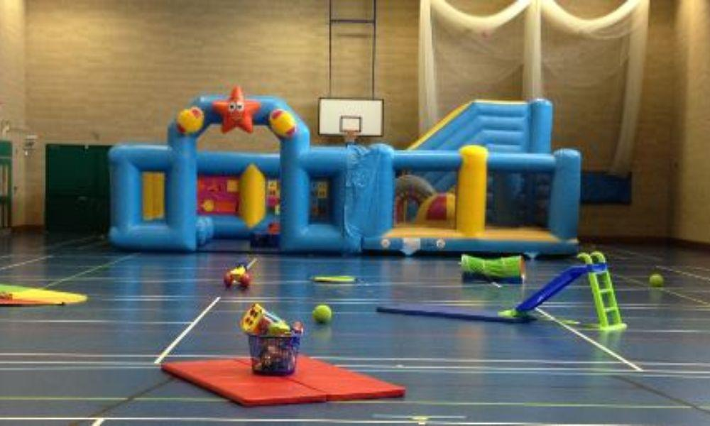 Playzone at Fishguard Leisure Centre