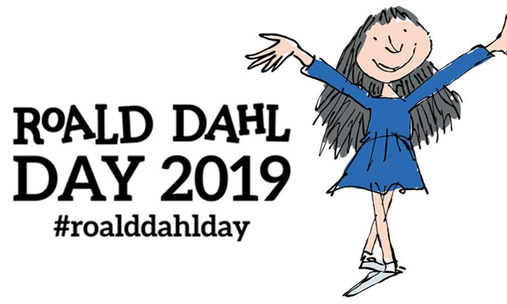 Roald Dahl Day at Milford Haven Library