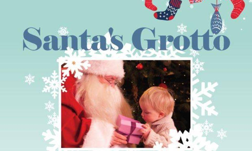 Santa's Grotto at Vincent Davies in Haverfordwest