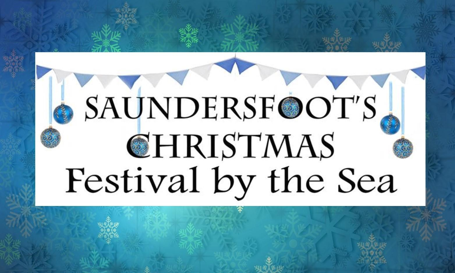 Saundersfoot Christmas Festival by the Sea