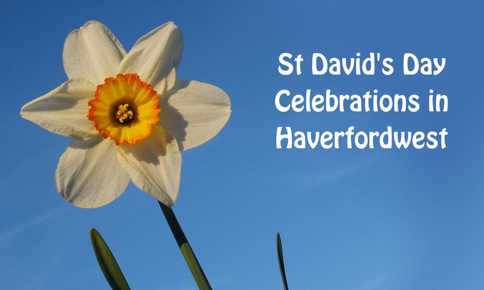 St David's Day Celebrations in Haverfordwest